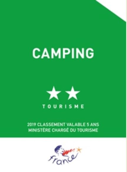 Camping Verte Rive Cromary - 2 star rating