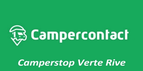 reviews Campercontact Camperstop Verte Rive