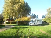 Camping Verte Rive Cromary - Wohnmobile WoMo wilkommen